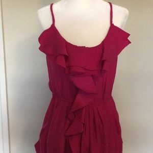 Gorgeous silk Rebecca Taylor dress. Size 2